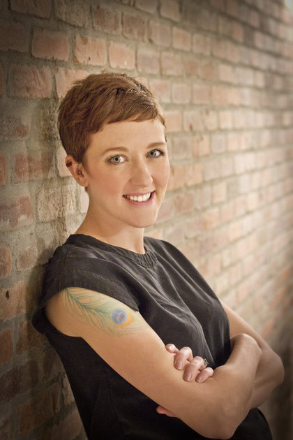 Image of owner of Boulder Hair Salon - Boulder Beauty Bar | Jenna Scheidenhelm
